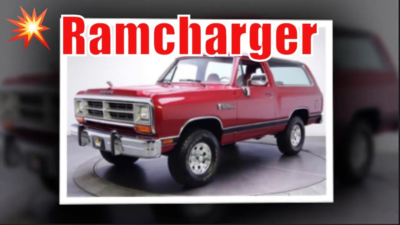 2020 Dodge Ramcharger Release Date 2020 Dodge Ramcharger