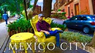 What Does Mexico City Look Like? This is Mexico City