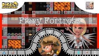 [~Freya~] #D Fiery Fortress - Diggy