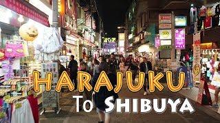 TOKYO. Harajuku To Shibuya Sta. via Takeshita Dori and Cat street.#4K #竹下通り thumbnail