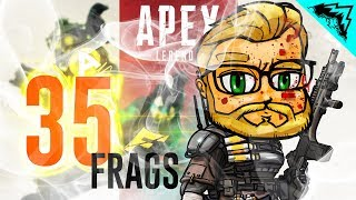 MY BEST GAME YET - Apex Legends Gameplay