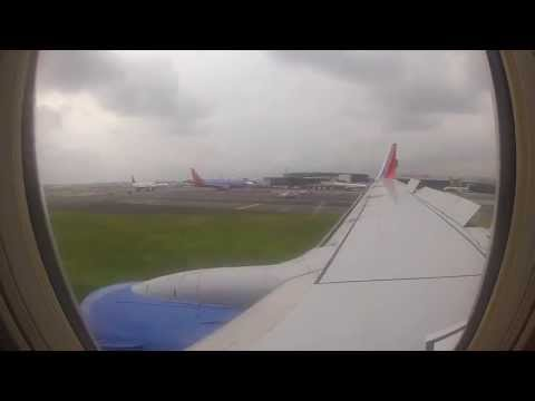 OFFICIAL FOOTAGE From Inside the Plane as Southwest Flight 345 Crash Landed at LaGuardia Airport