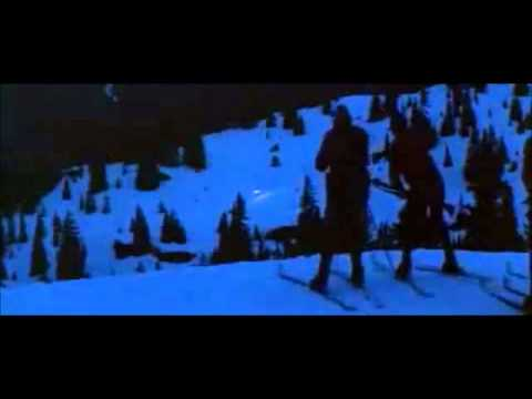 On Her Majesty's Secret Service Ski Chase 1969 James Bond