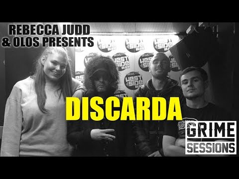 Grime Sessions - Discarda