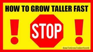 how to grow taller fast and naturally 4 inches in 8 weeks