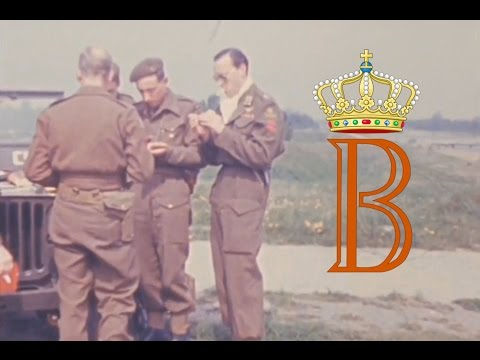 Prince Bernhard - The War Years 1940-1945