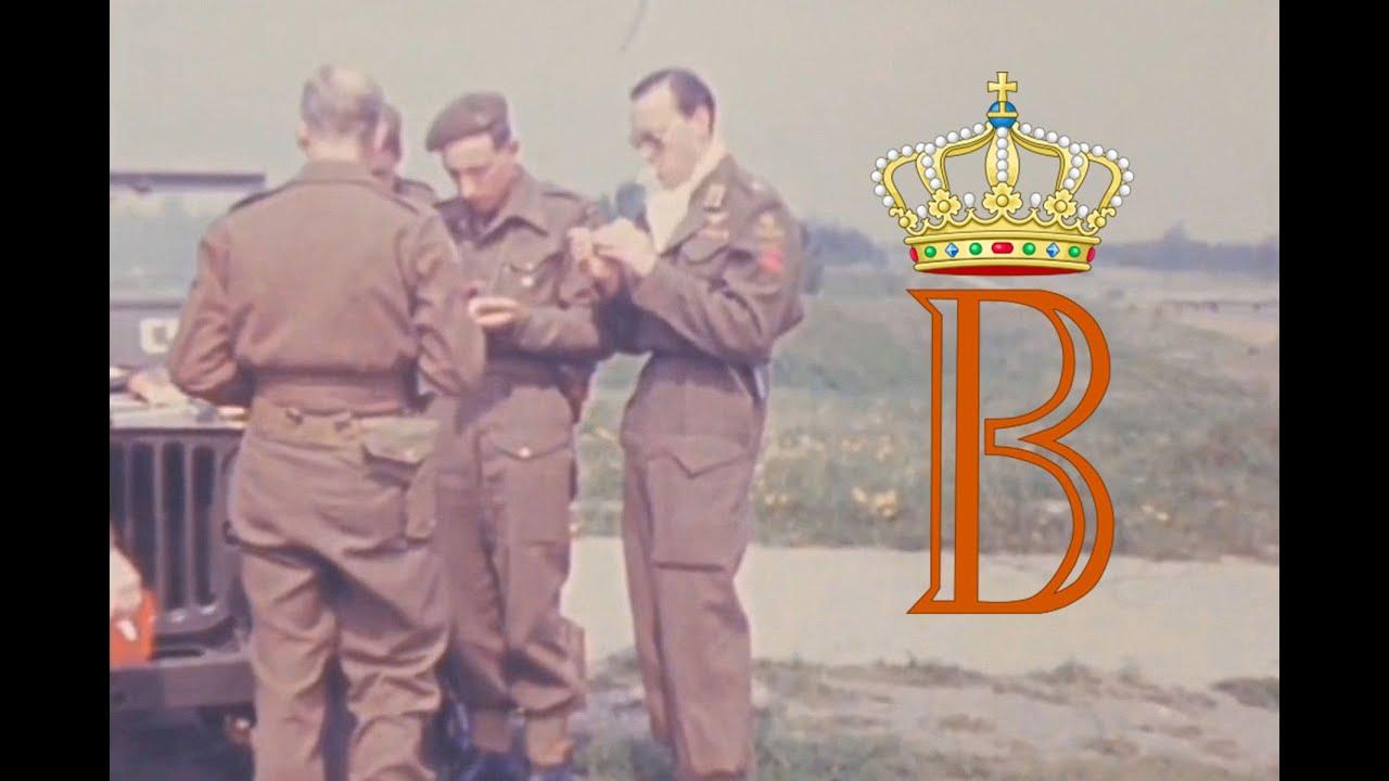 Prince Bernhard - The War Years 1940-1945