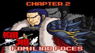 Kill Jill Chapter 2: Familiar Faces