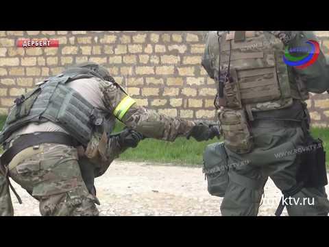 ФСБ предотвратило крупный теракт в Дербенте