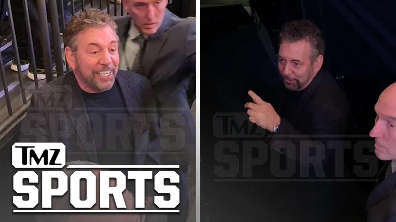 Download Knicks Owner James Dolan Bans Fan for Telling Him to Sell the Team | TMZ Sports