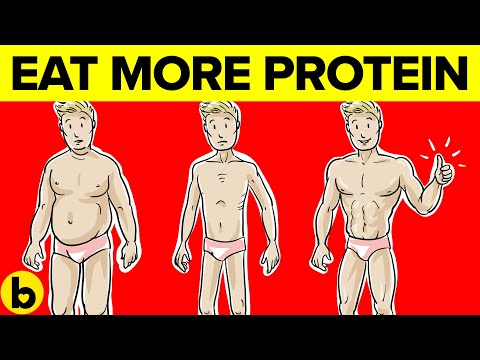 Eating More Protein Would Do This To Your Body