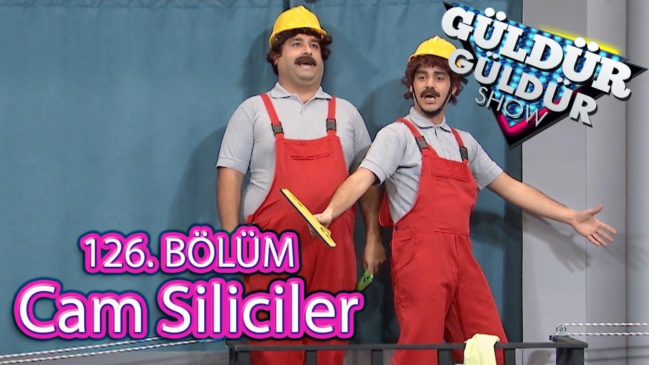 Güldür Güldür Show 126. Bölüm, Cam Siliciler