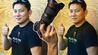 Why I got the Canon EOS R and NOT the Sony A7III | Camera Showdown!