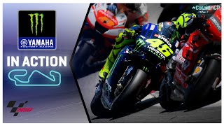 Yamaha in action: Gran Premi Monster Energy de Catalunya