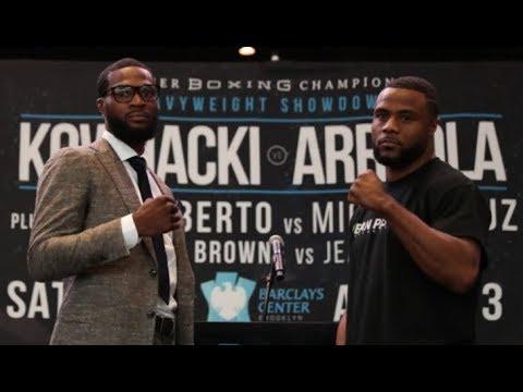 Fight Night Champion Маркус Браун - Жан Паскаль (Marcus Browne - Jean Pascal)