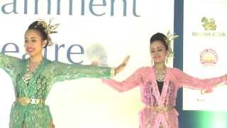 Thai dancers perform the Fan Dance at the Taste of London Festival 2013 - Day 1 of 4