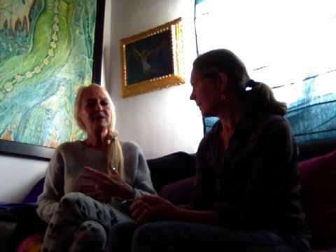 Debra Sofia Magdalene interviews Lesley Myburgh