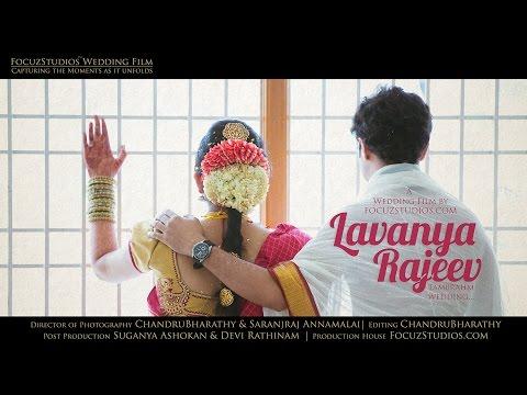 Tamil Brahmin Wedding Film by FocuzStudios.com   LAVANYA+RAJEEV