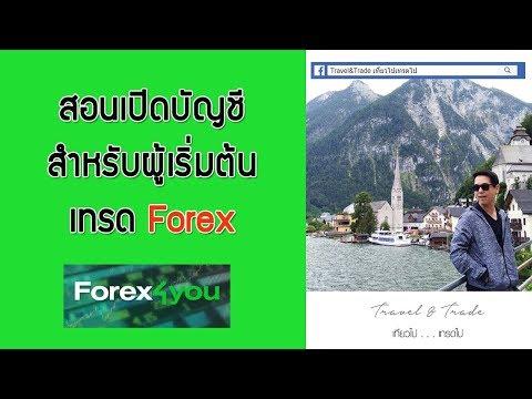 Forex Basic l สอนเปิดบัญชีเทรด Forex สำหรับมือใหม่ l TravelandTrade