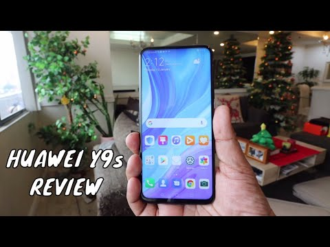 HUAWEI Y9s REVIEW: KILLER PHONE AT A KILLER PRICE (Gaming & Camera Test)