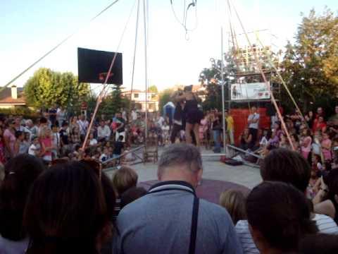 Staranzano Buskers festival '12 - Circo Lya