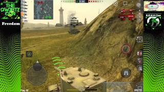 World of Tanks: Blitz #57 - KV-2 Gameplay | IN A TIGHT SITUATION