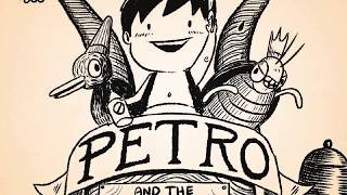 Petro and the Flea King Graphic Novel