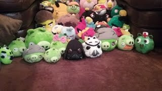 Angry Birds Plush Collection