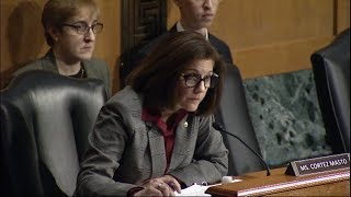Cortez Masto Slams Mnuchin Over His Inability to Answer Basic Questions About National Debt