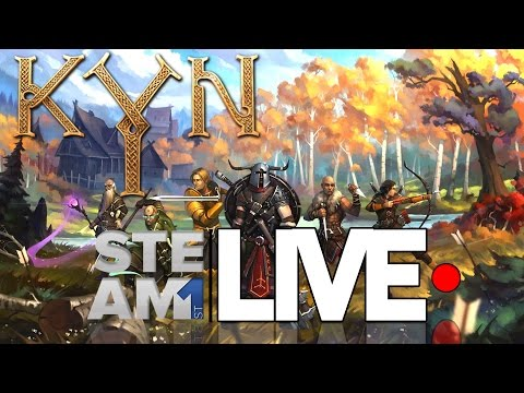 KYN: An RPG much like Torchlight / Diablo? Live with @EchoThruMe