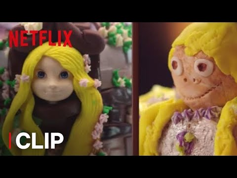 Nailed It | Clip: Princess Cake Gone Wrong [HD] | Netflix