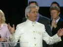 """Benny Hinn sings """"I STAND IN AWE OF YOU"""""""