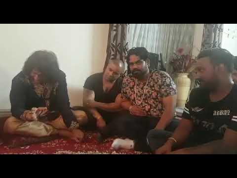 Indian Pakistani Stars aik Jagah - Master Saleem, Taari Khan, Agha Majid , Honey Albela,Nasir in UK