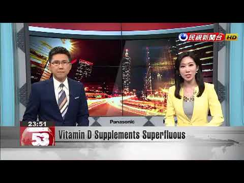 Large-scale study concludes Vitamin D supplements don''t help bone health