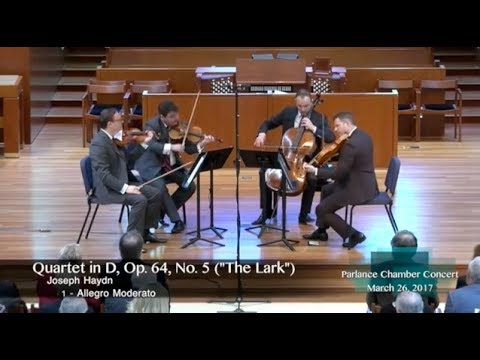 "slow movement from haydns emperor quartet essay Emperor quartet: emperor quartet  the frolicking first movement of the emperor quartet  cantabile"" (""rather slow."