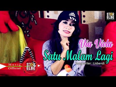 Free Download Via Viola   Satu Malam Lagi  Official Music Video Star Elbe Pro Karya Lisbandi Mp3 dan Mp4