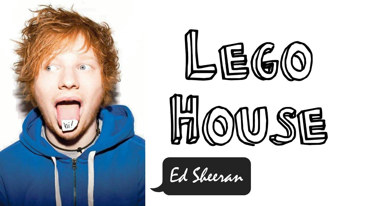 Lego House - Ed Sheeran Lyrics Video 中英字幕 - YouTube