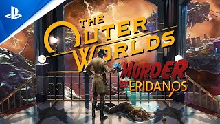 The Outer Worlds: Murder on Eridanos - Musical Launch Trailer   PS4