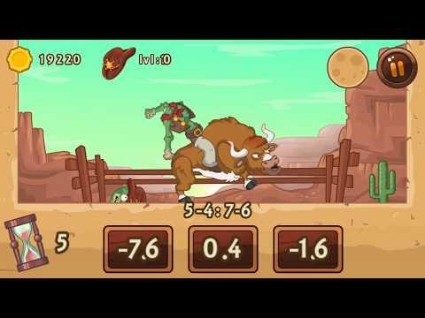 Cowboy zombie Steam Short Gameplay |