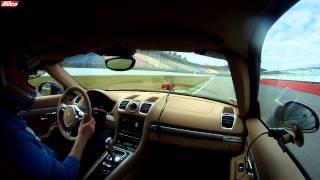 Lotus Elise S Club Racer vs Porsche Boxster Test Hockenheim sport auto