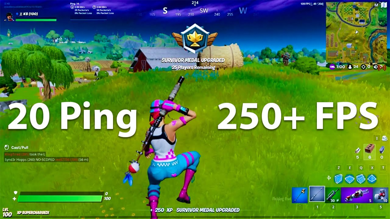 Why Is Fortnite So Bad On Mac Play Fortnite On Low End Pc Laptop Higher Fps And Low Ping Windows Mac Youtube