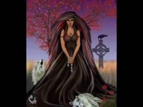 057. The Goddess Morrigan