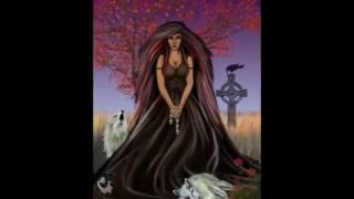 The Goddess Morrigan