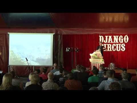 Image from DjangoCon EU 2013: Laurens Van Houtven - Fractal Architectures