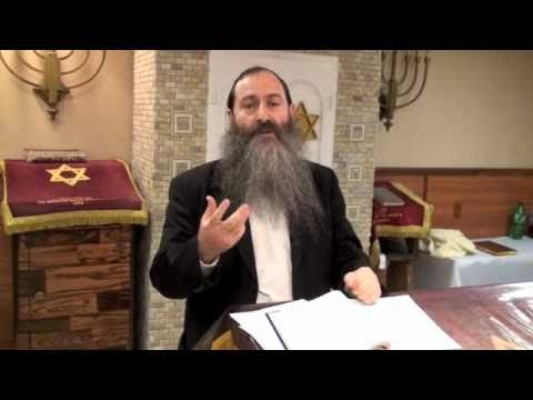 Wrestling The Angel - Rabbi Svirsky On Parsha Vayishlach