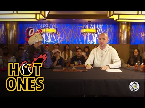 Hot Ones LIVE Trivia with Super Fans at ComplexCon | Hot Ones