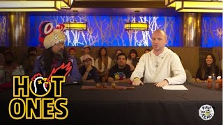 Hot Ones LIVE Trivia with Super Fans at ComplexCon   Hot Ones