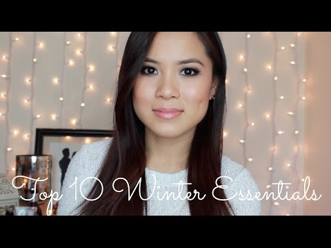 Top 10 Winter Essentials + Chit Chat