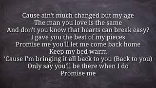 Lukas Graham - Promise HQ Lyrics