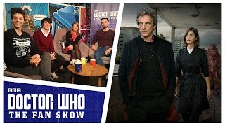 The Zygon Invasion Reactions - Doctor Who: The Fan Show